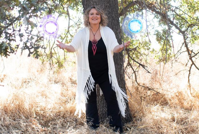 Activate Your Spiritual Gifts by Valerie Shakti Bottazzi Spiritual Teacher, Healer, Coach